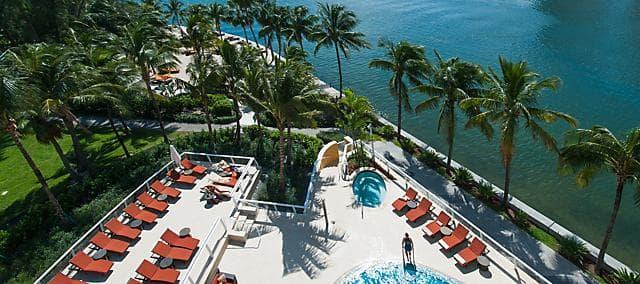 miami beach boat pool