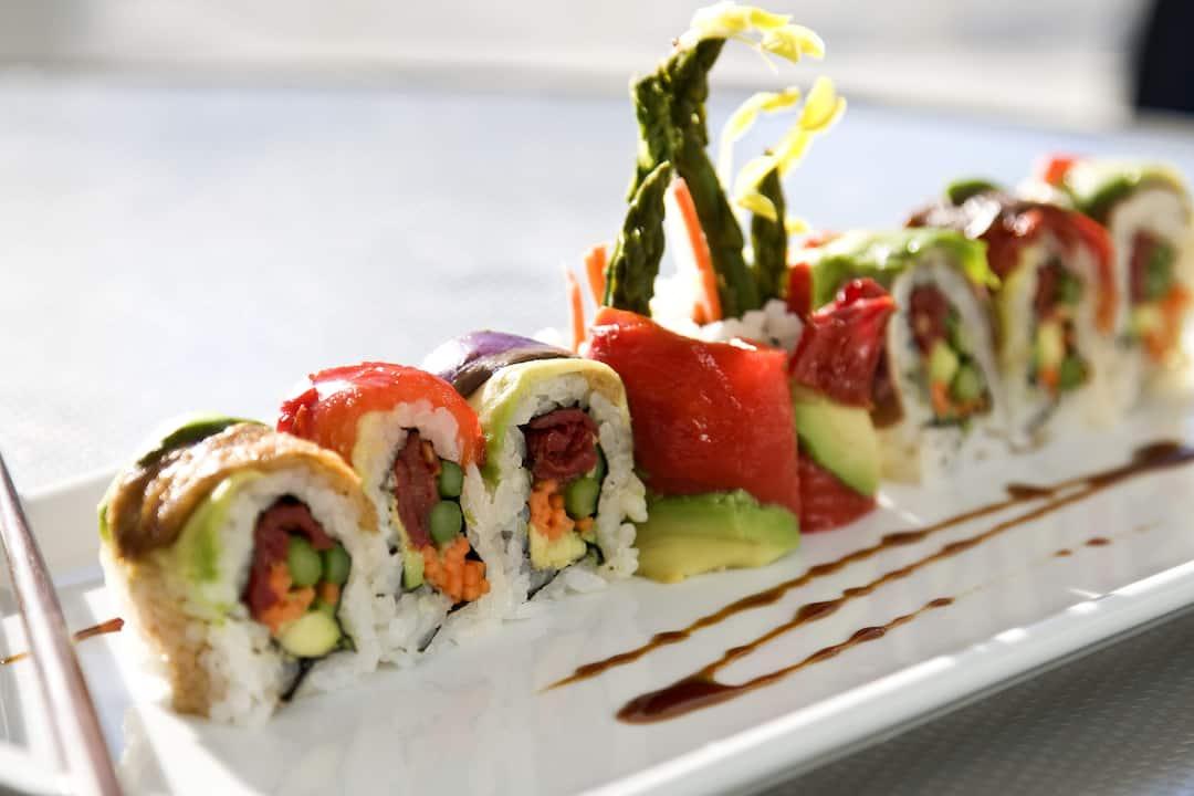 sambal sushi