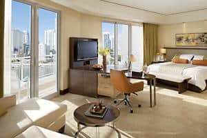 Mandarin Executive Room