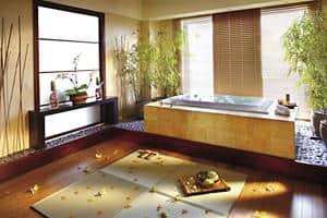 Mandarin Suite Spa Serenity Room