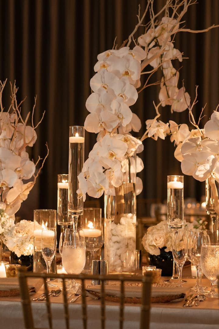 Luxury Wedding Reception Venue Brickell Hotel Mandarin