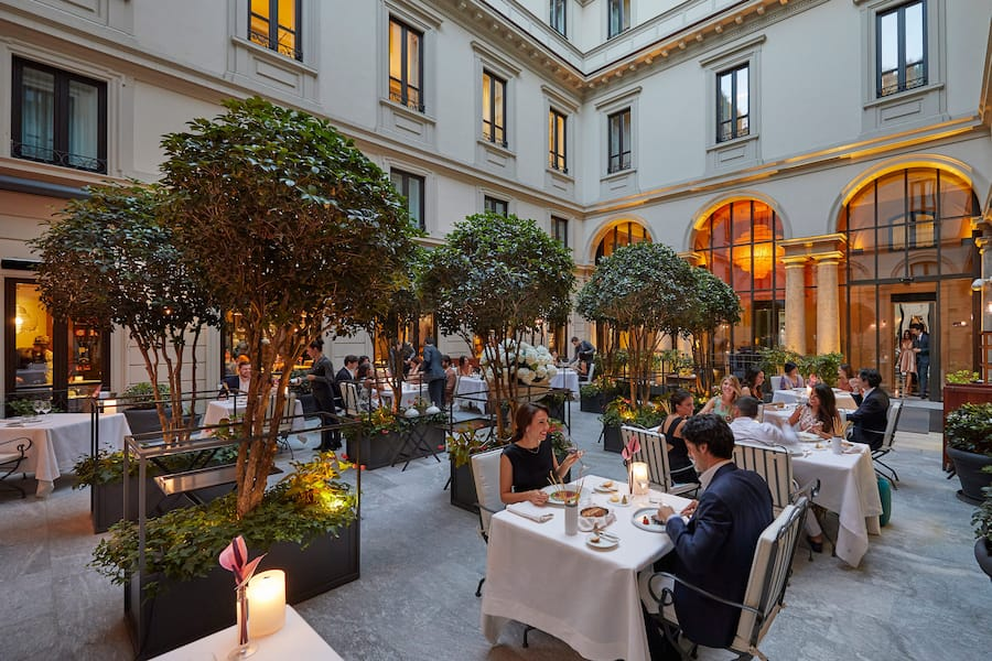 Fine Dining Restaurant Seta About