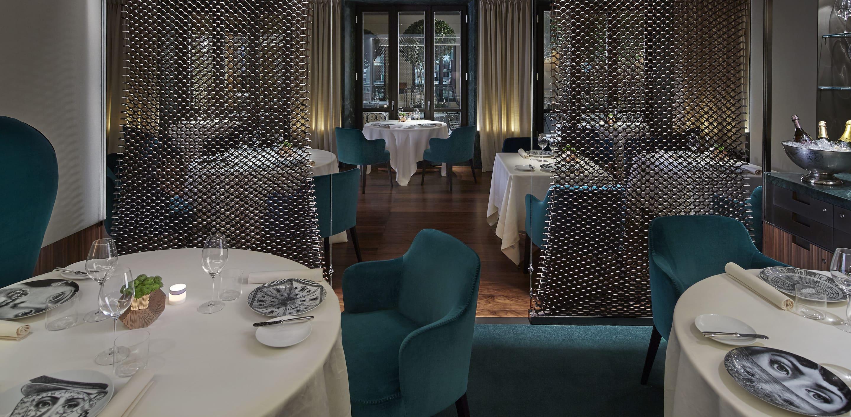 Fine Dining Restaurant Seta Menu Mandarin Oriental