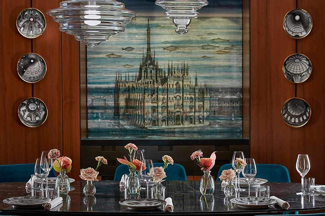 Dine & Design by Fornasetti