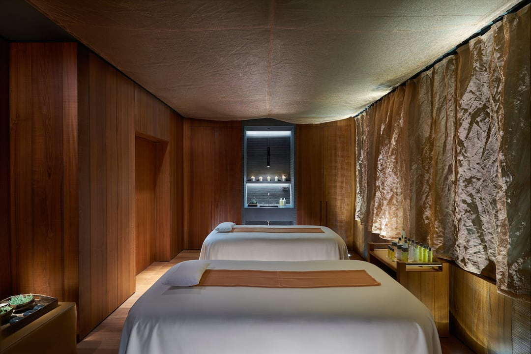 Luxury wellness spa la scala mandarin oriental milan for Design wellness hotel