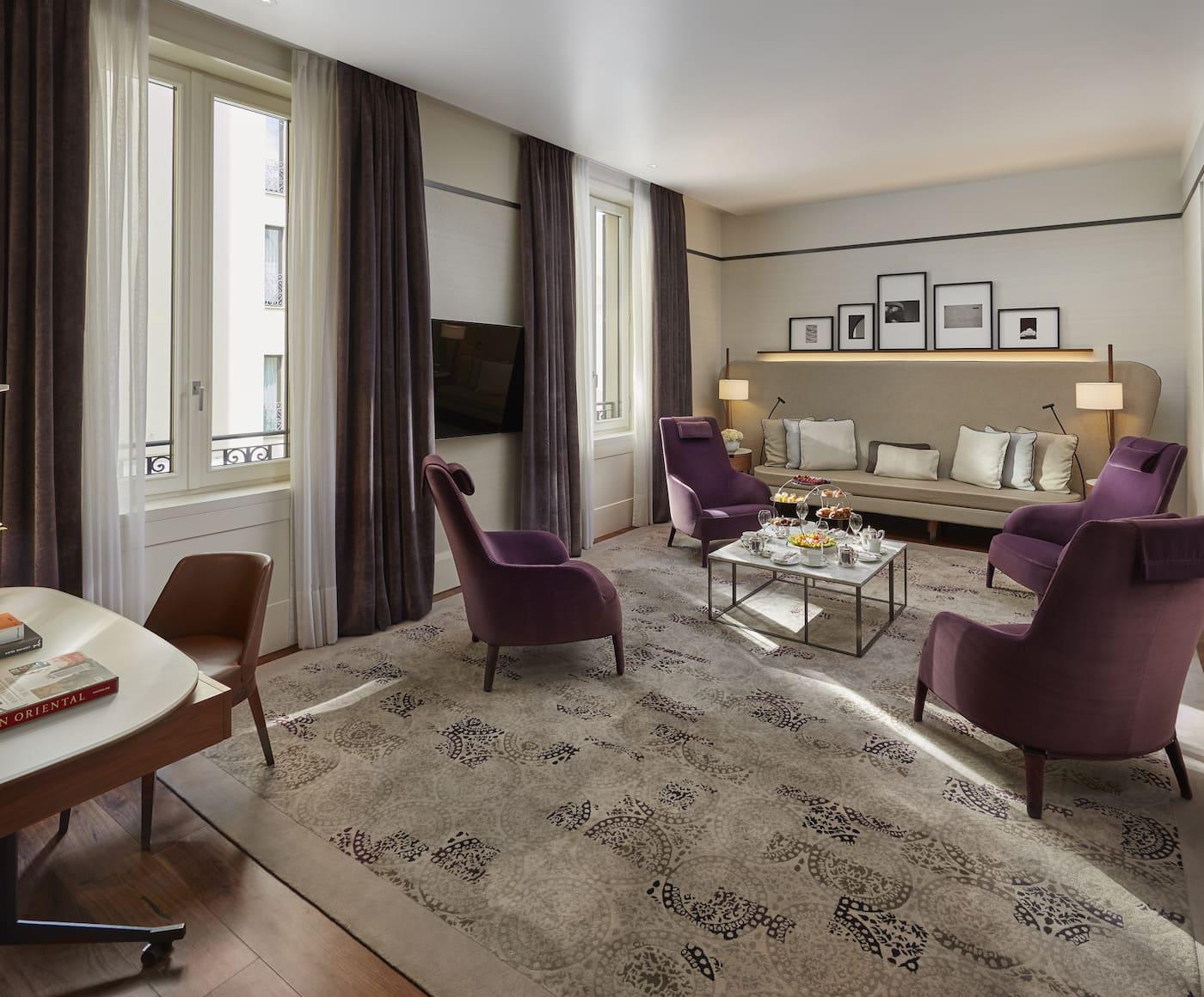 5-Sterne-Luxushotel | La Scala | Mandarin Oriental, Milan