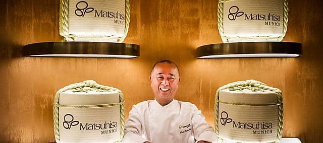 Matsuhisa, Munich  Brunch und gehobene Küche  Mandarin Oriental