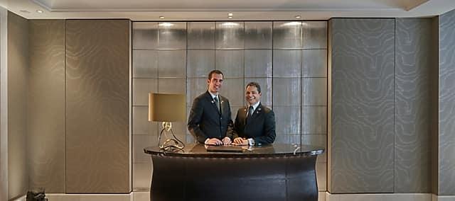 munich hotel lobby