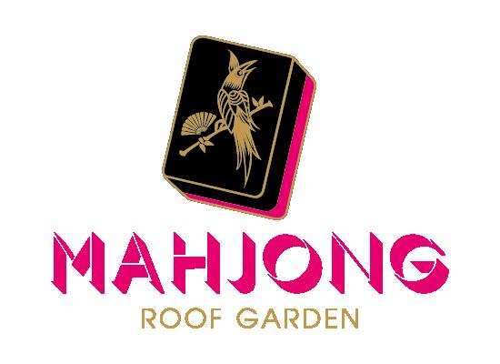Mahjong Roof Garden Logo