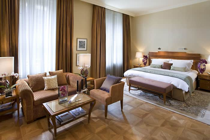 Superior Junior Munich Hotel Suites Mandarin Oriental