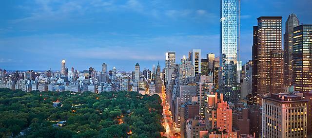Luxury Hotels New York Central Park Mandarin Oriental .