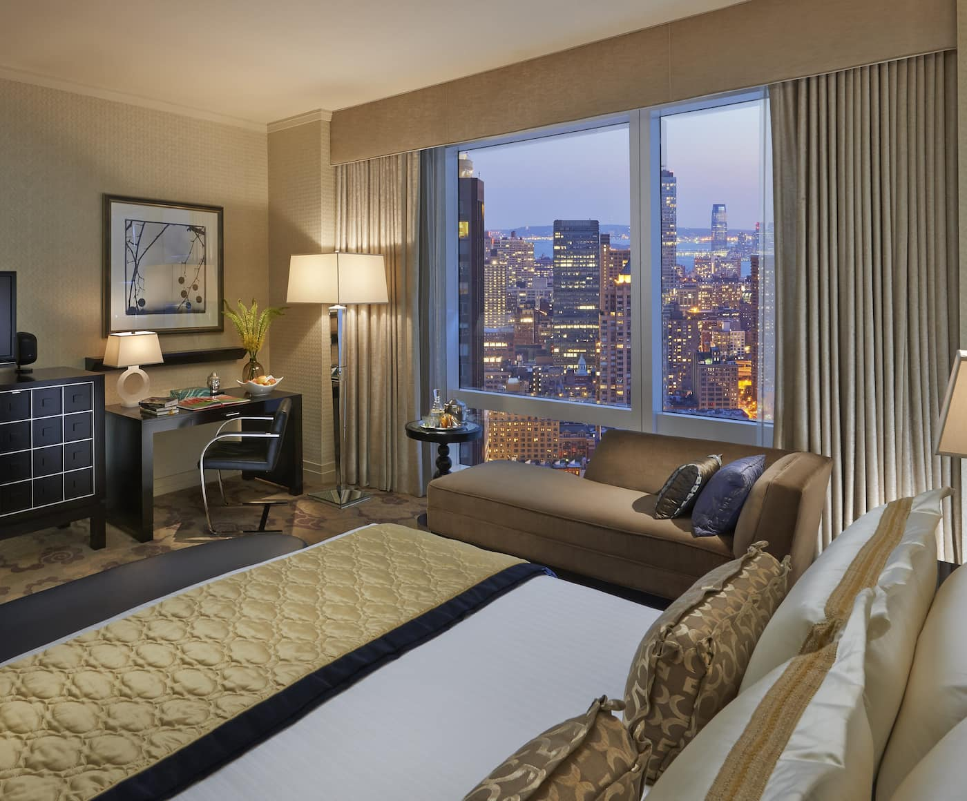 Skyline View Room