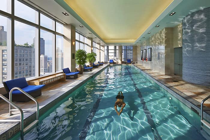 75-foot Lap Pool