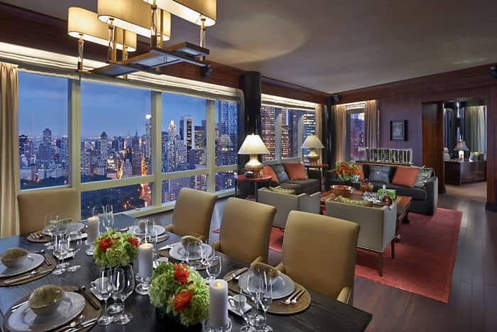 Rooms: Presidential Hotel Suites In New York