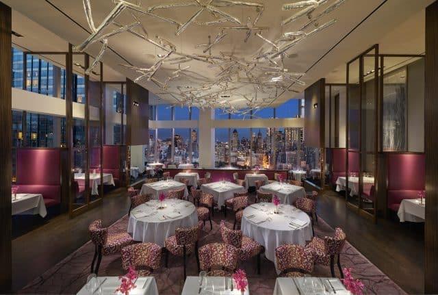 Asiate Restaurant New York