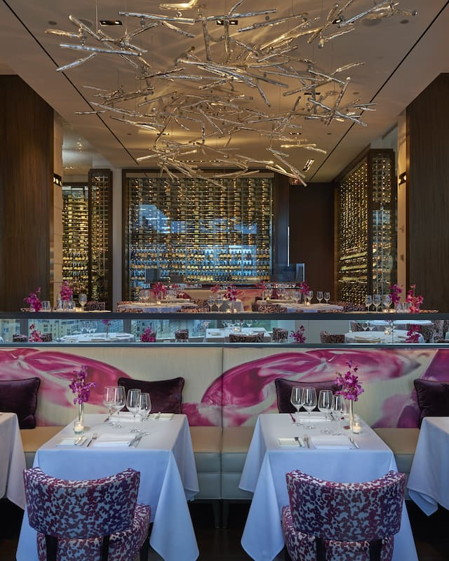 Asiate | Signature Restaurant - New York Fine Dining ...