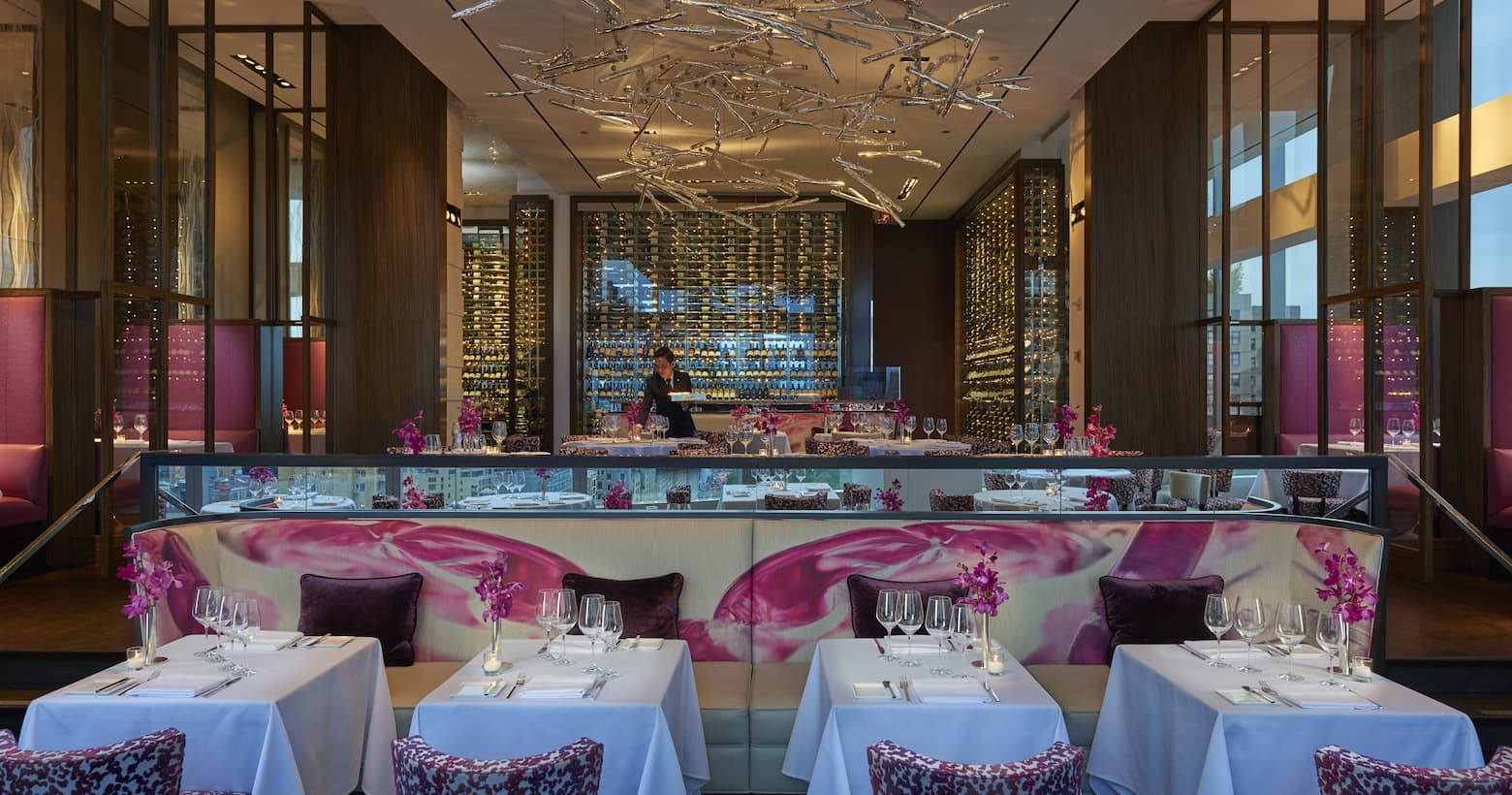beste restaurants, bars und lounges | mandarin oriental, new