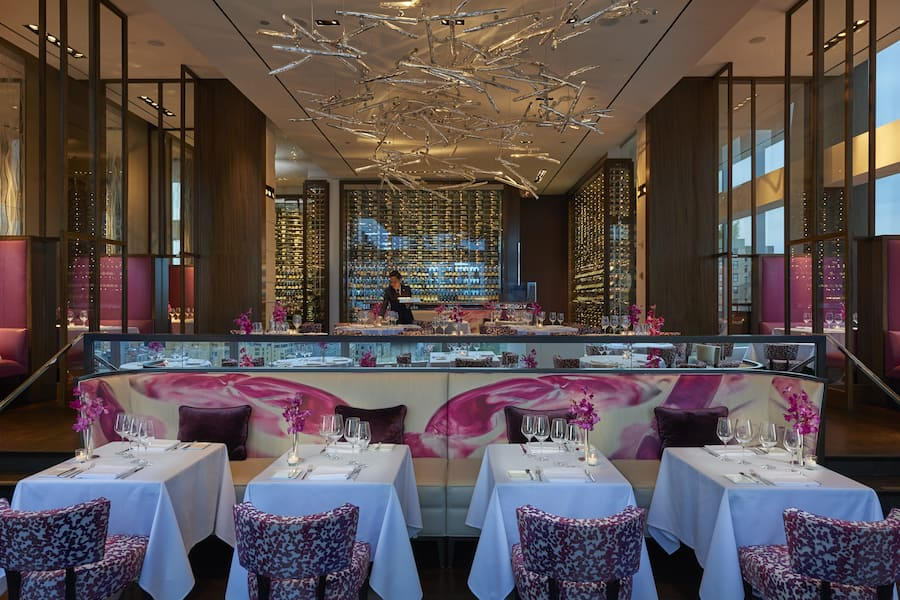 Asiate - Restaurants In Manhattan | Mandarin Oriental, New York