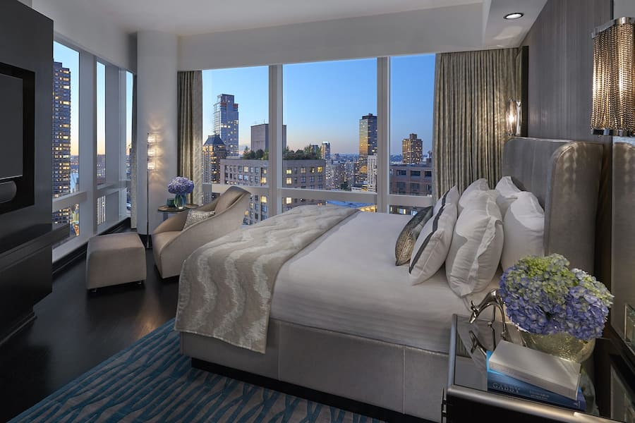 Hudson River View Suite New York