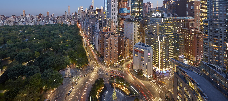 Fünf-Sterne-Luxushotel | Manhattan | Mandarin Oriental, New York