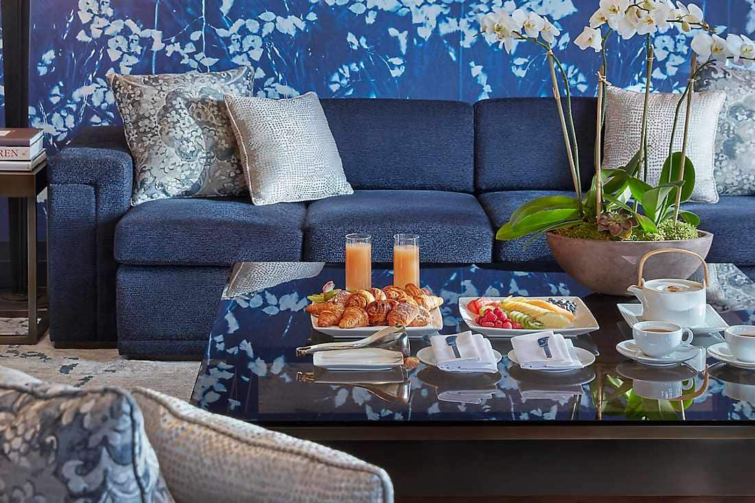 Oriental Suite sofa