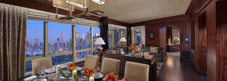 Luxury Accommodations In Manhattan | Mandarin Oriental, New York