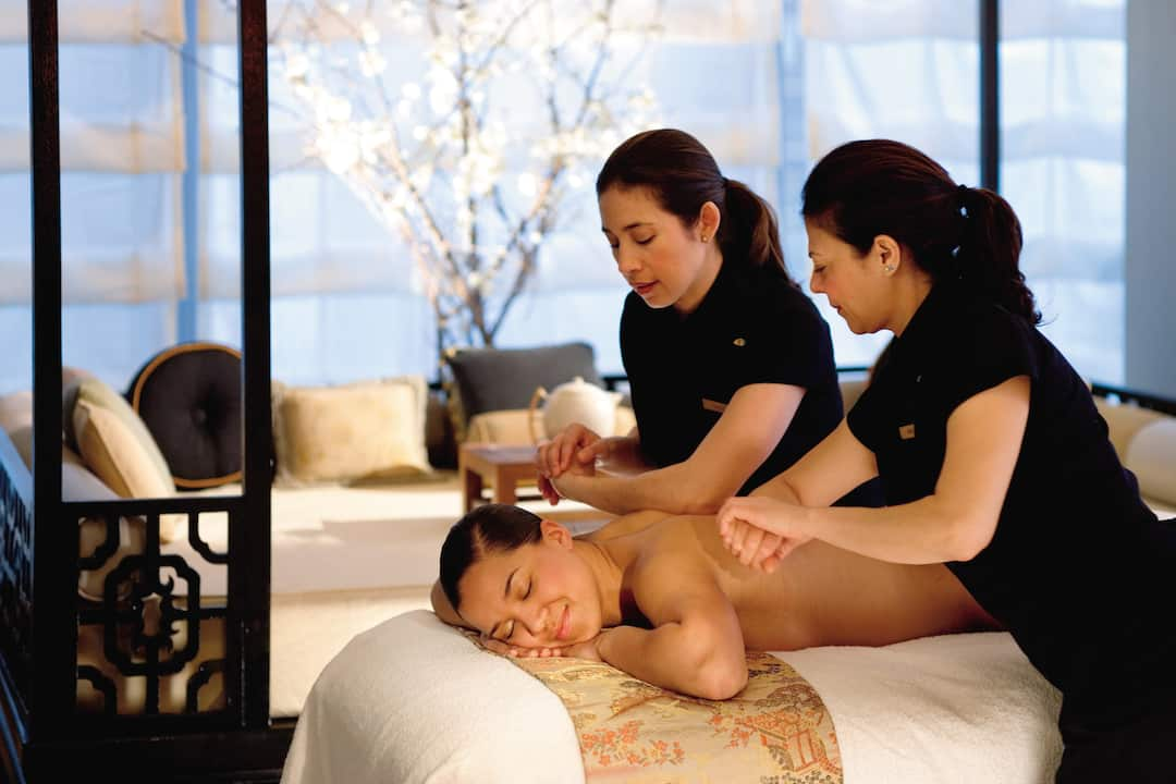 revitalizing massages