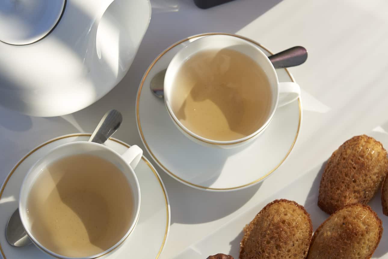 Nantucket Summer Afternoon Tea