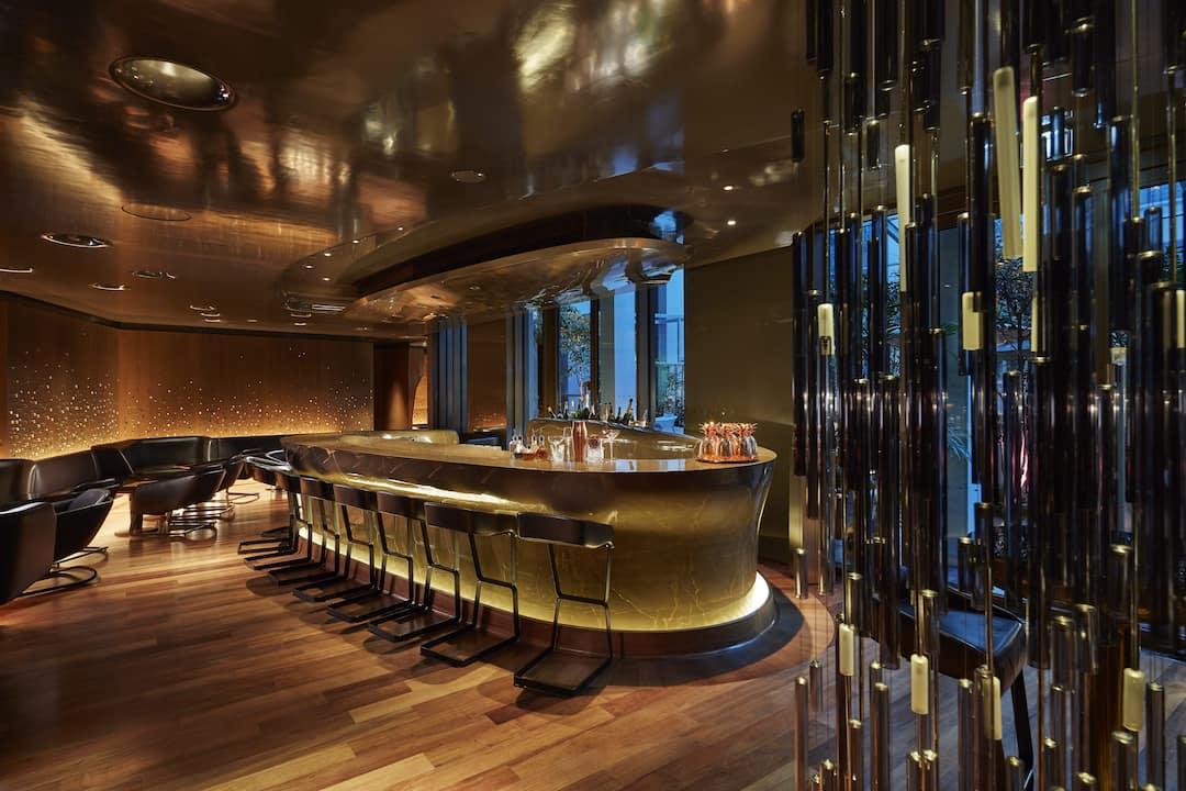 Informations d h tel 5 toiles de luxe mandarin oriental paris - Le comptoir des tuileries ...