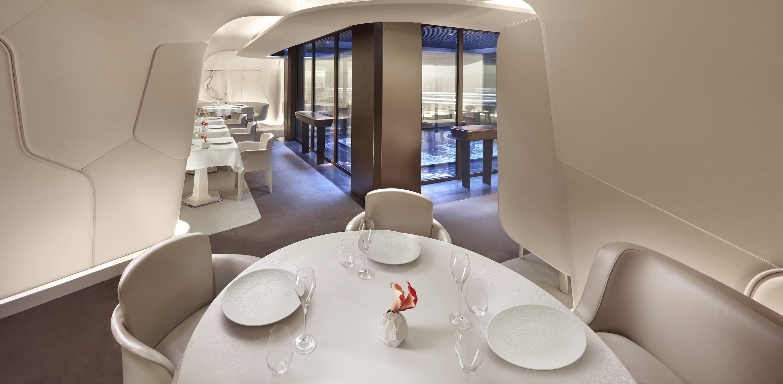 Magny Le Hongre Restaurant michelin star restaurants paris | sur mesure | mandarin