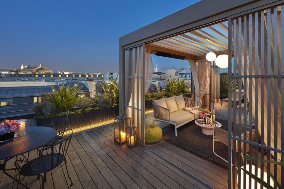 Luxury Accommodations Near Place Vend 244 Me Mandarin