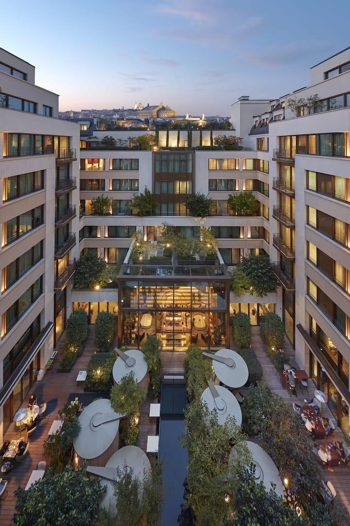e1be6e873 فنادق فخمة في باريس │ ماندارين أورينتال، باريس