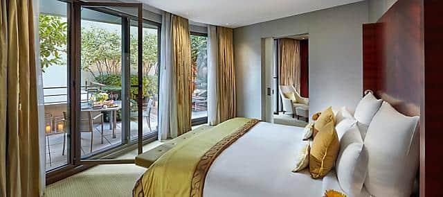Pariser Zimmer