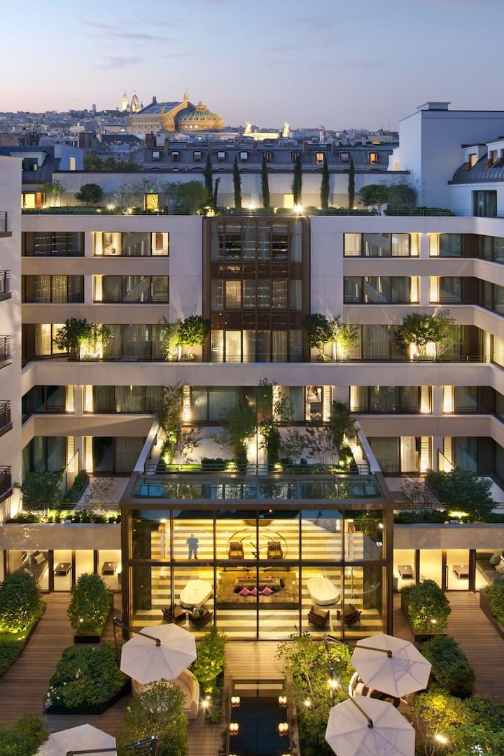 Hotel Mandarin Oriental Paris : luxury hotels paris mandarin oriental paris ~ Melissatoandfro.com Idées de Décoration