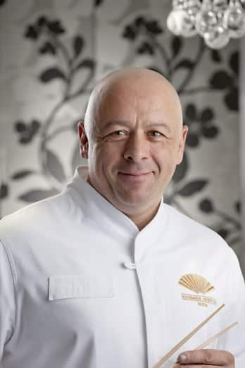 Michelin star restaurants paris sur mesure mandarin - Restaurant cuisine moleculaire paris thierry marx ...