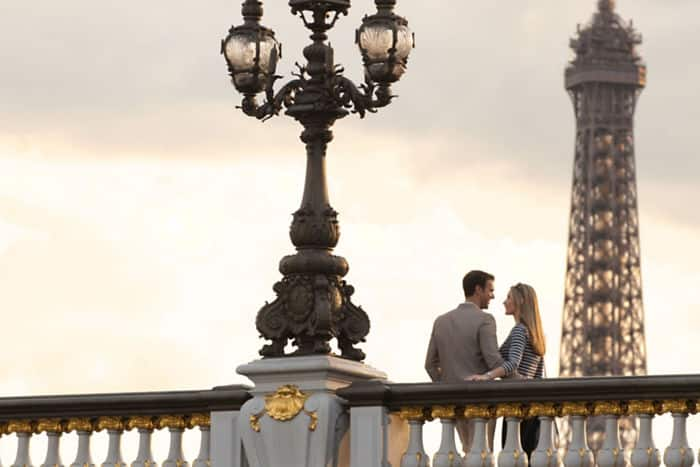 Paris wedding venues mandarin oriental hotel paris for Hotel couple paris