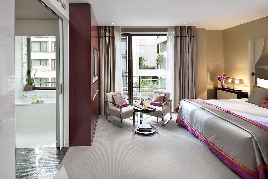 Hébergement de luxe à proximité de la Place Vendôme ...