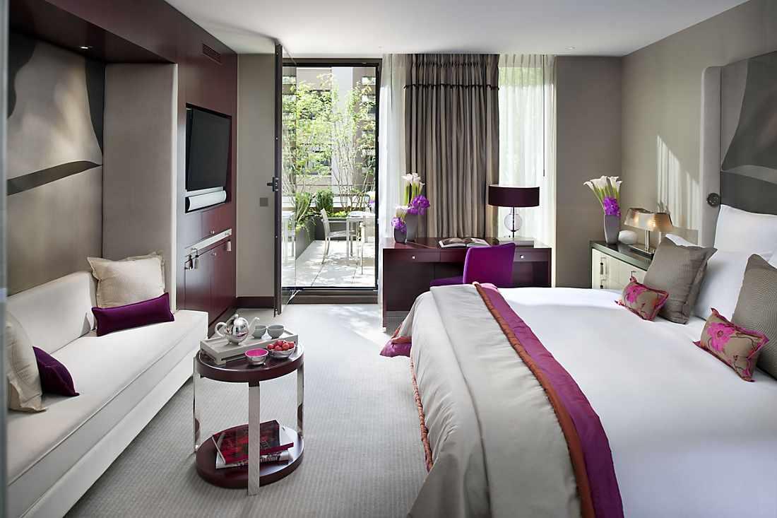 mandarin terrace room bedroom