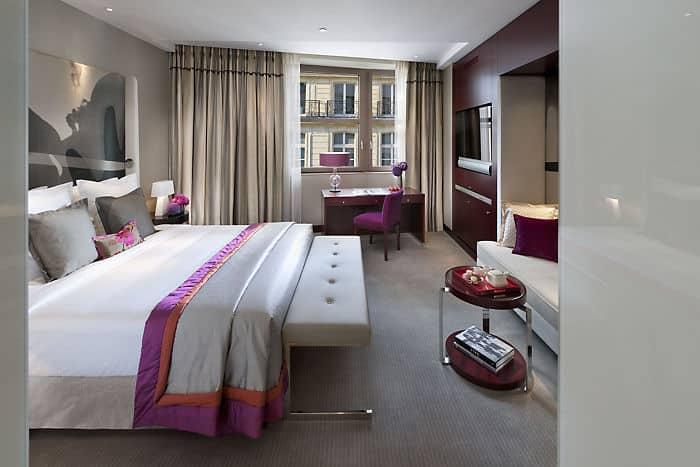 Alojamiento de lujo en Paru00eds : Habitaciu00f3n Superior : Hotel Mandarin ...