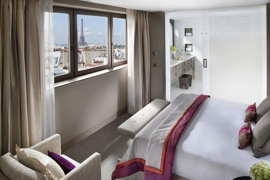 004e46f99 الغرف والأجنحة الفخمة في باريس | جناح دوبلكس | ماندارين أورينتال، باريس