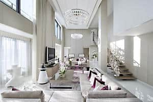 Royale Mandarin Living Room