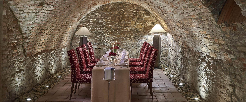 Privates Speisen In Prag Spices Restaurant Mandarin Oriental Prague