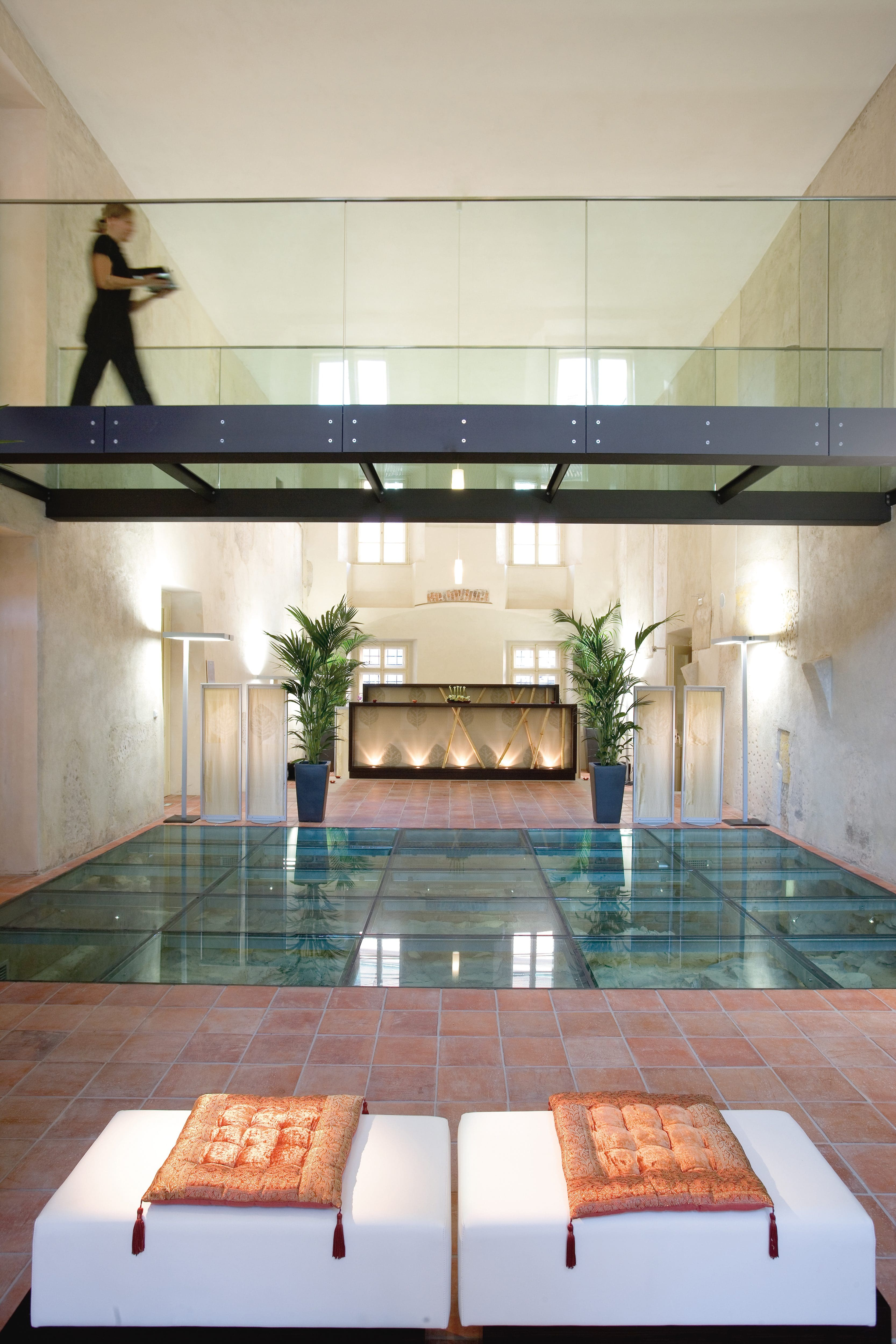 luksus spa for 2
