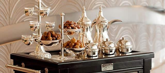 Lobby Lounge, Al Faisaliah Hotel