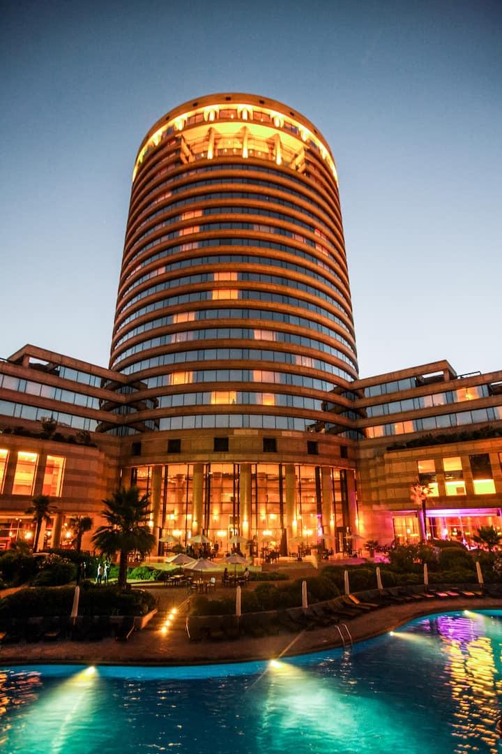 Luxury 5 Star Hotel Las Condes Santiago