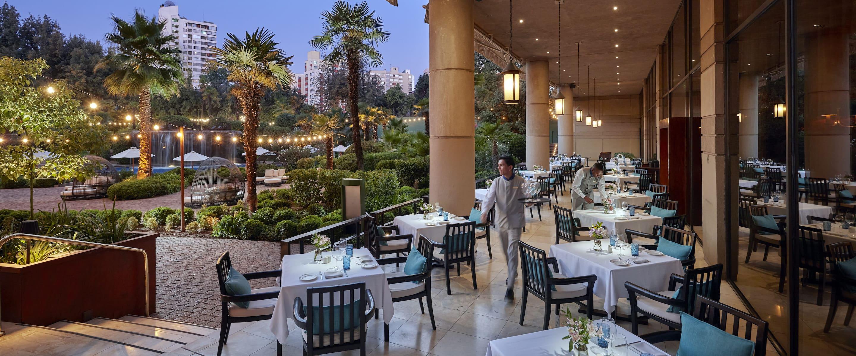Melhores restaurantes, bares e lounges | Mandarin Oriental, Santiago