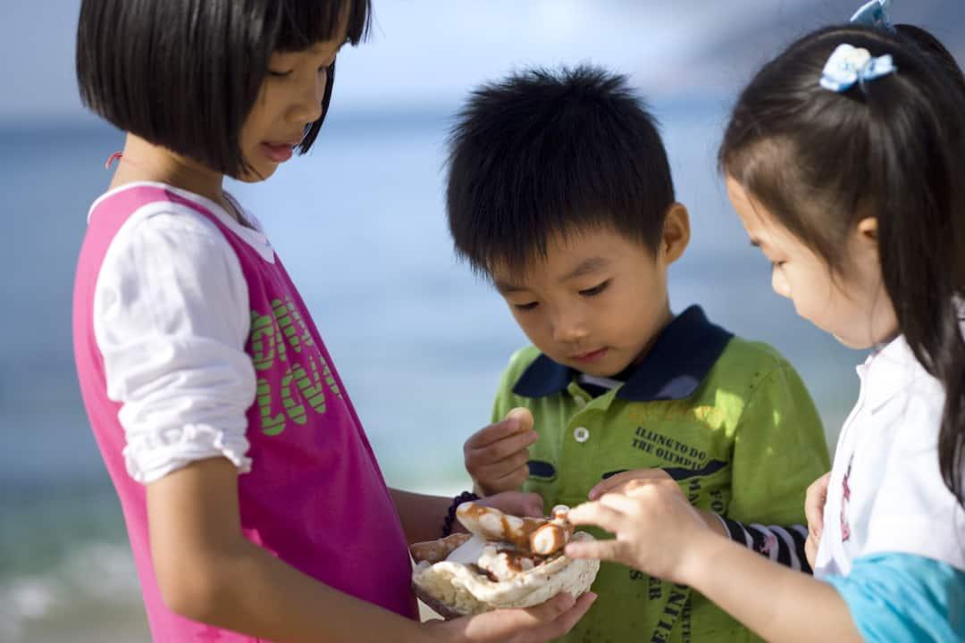 kids at mandarin oriental, sanya
