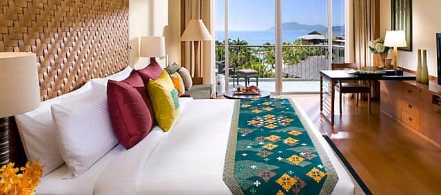 Sanya Ocean View Room