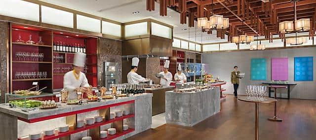 ju room, function room at Mandarin Oriental Pudong, Shanghai