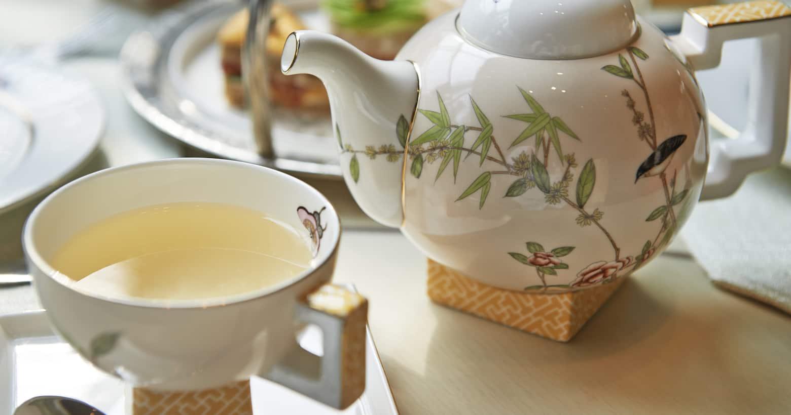 滨江大堂吧茶点套餐
